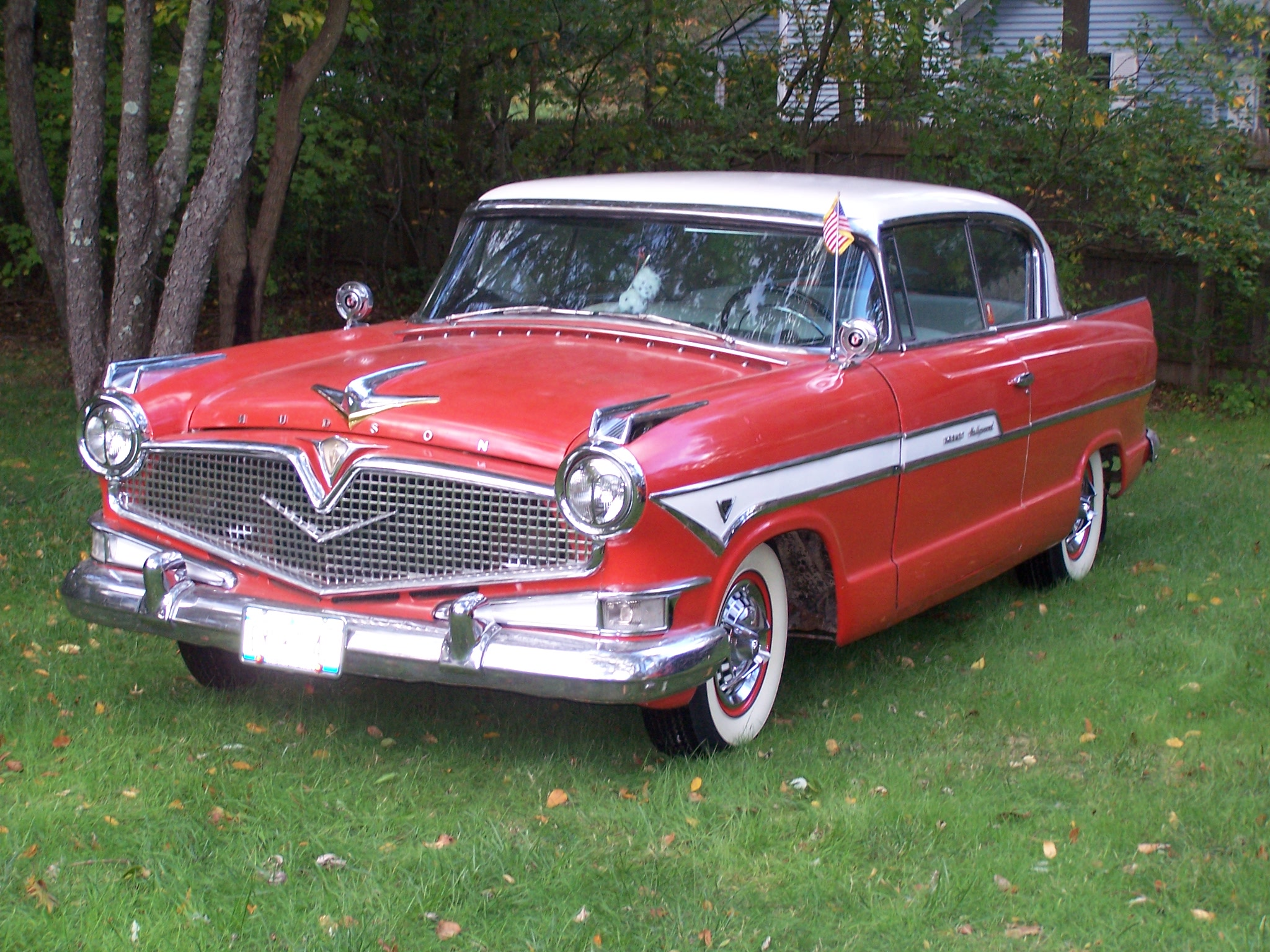 For Sale 1957 Hudson Hornet Hollywood