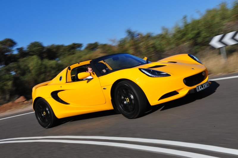 Lotus-Elise-S Convertible Data, Details, Specifications - Which Car?