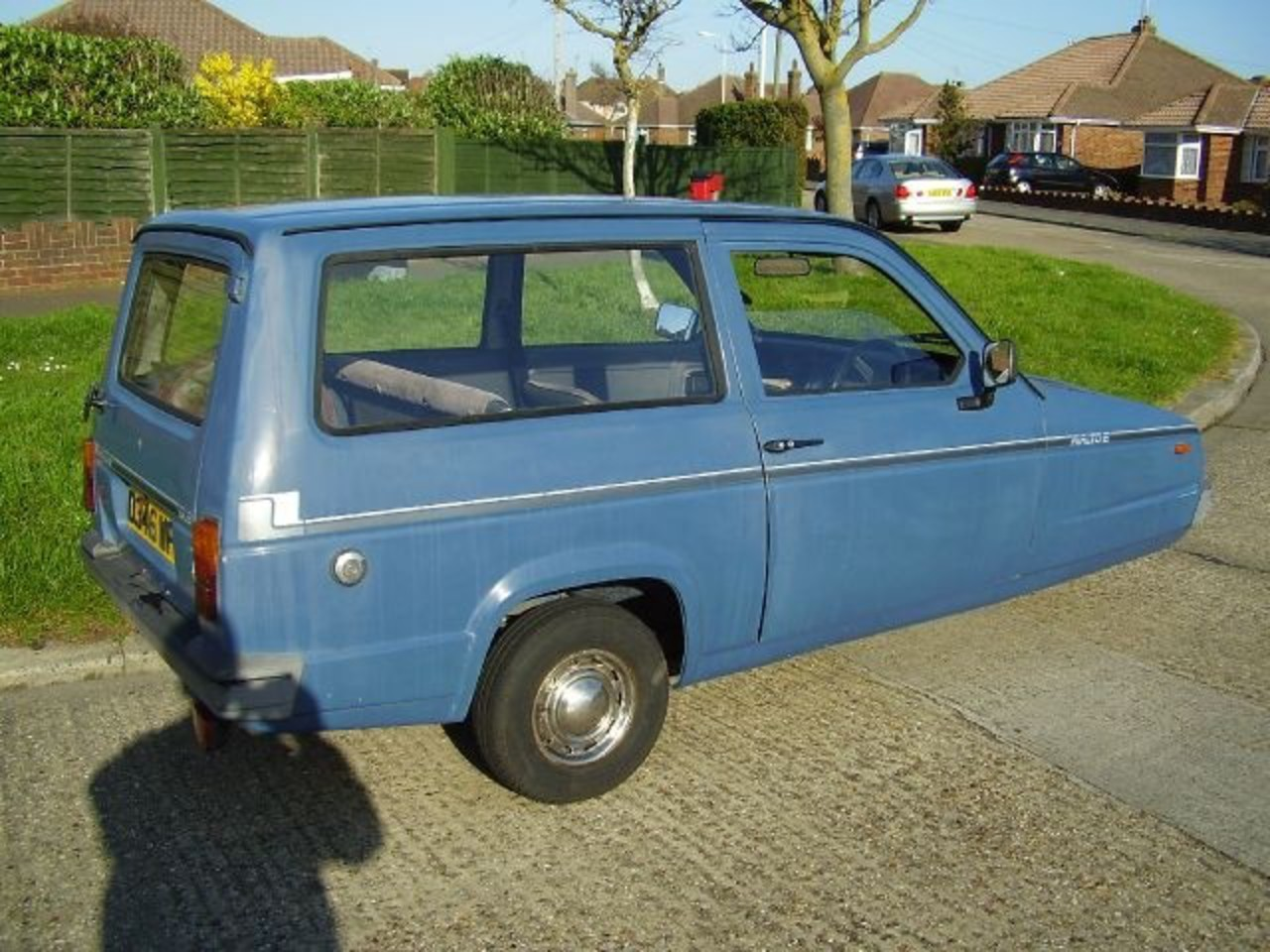 Reliant Rialto Rialto GLS Estate Tricycle for sale in Worthing ...