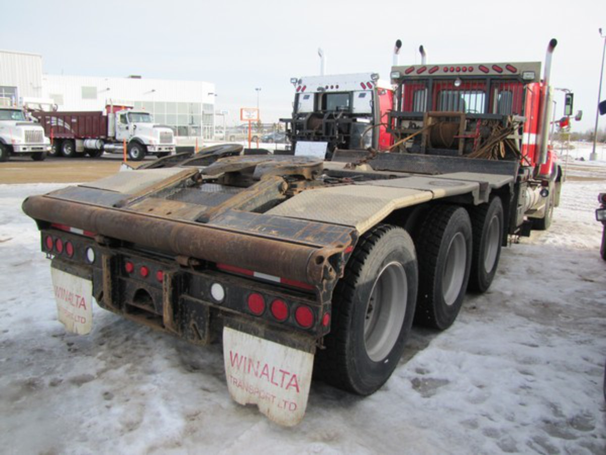 2006: International 5600I Paystar Tri Drive for sale | Used ...