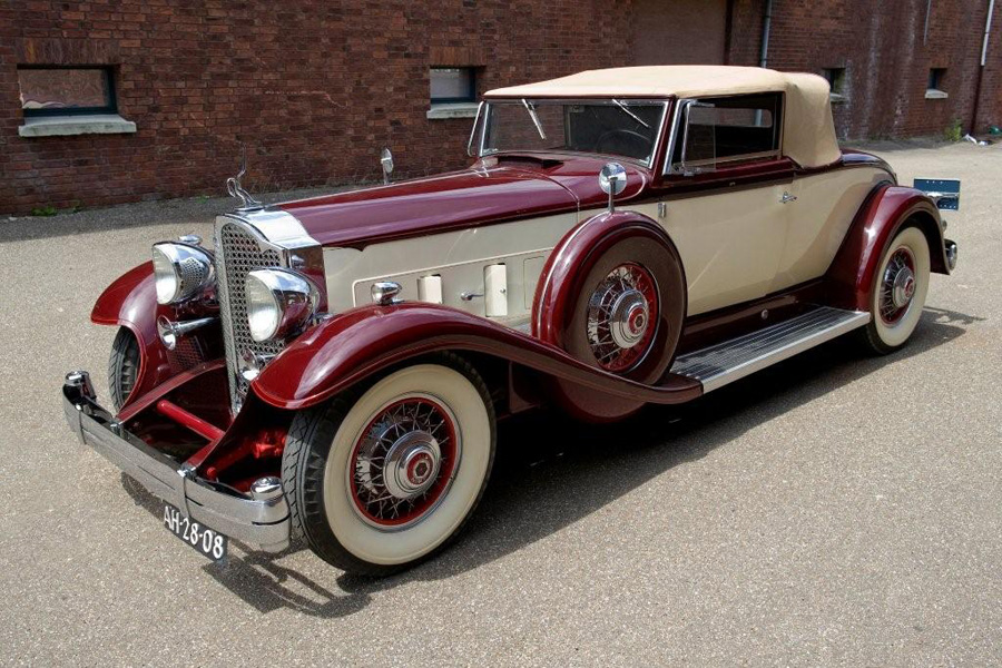 Packard Twin Six 1932 | Classic Cars For Sale