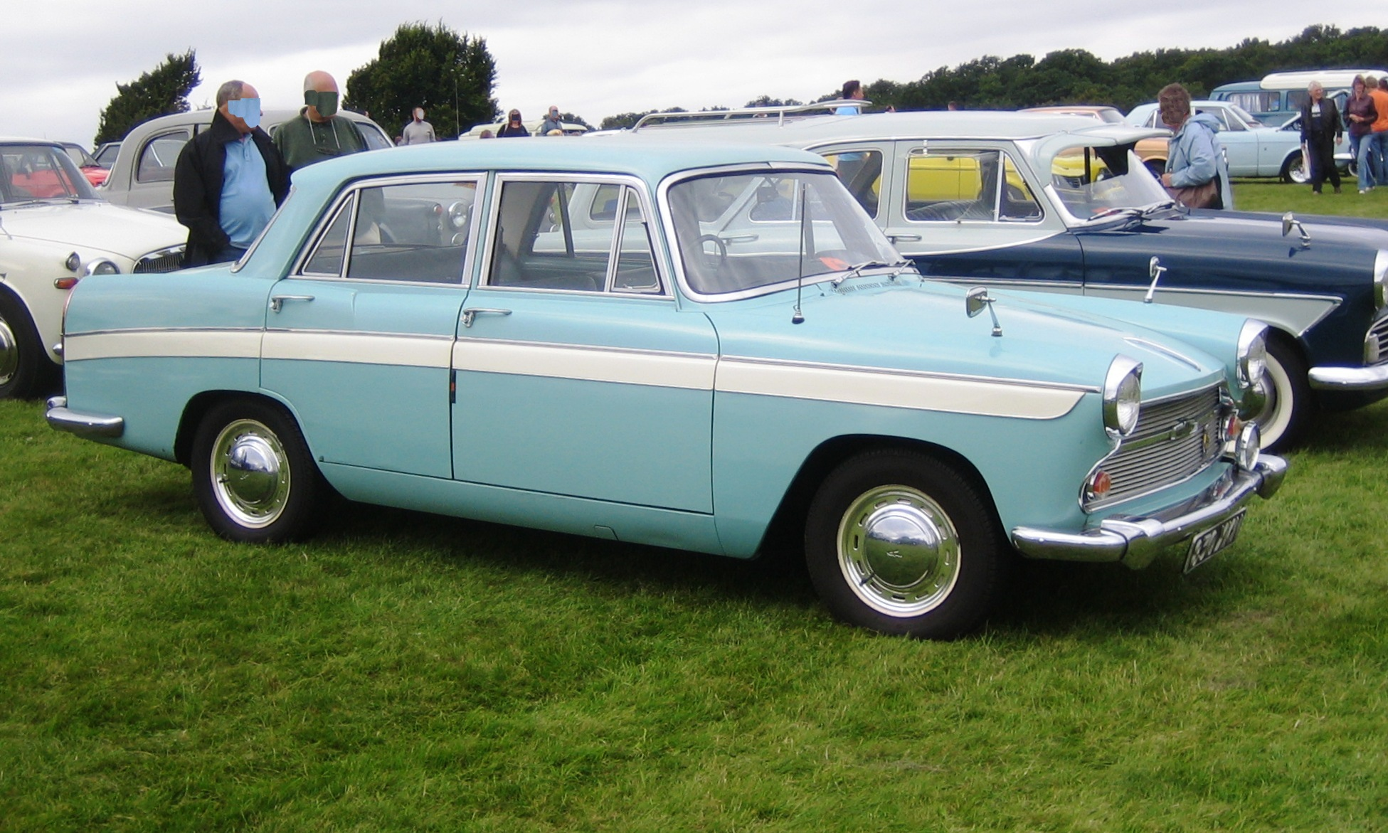 File:Austin Cambridge A60 ca 1964.jpg - Wikimedia Commons