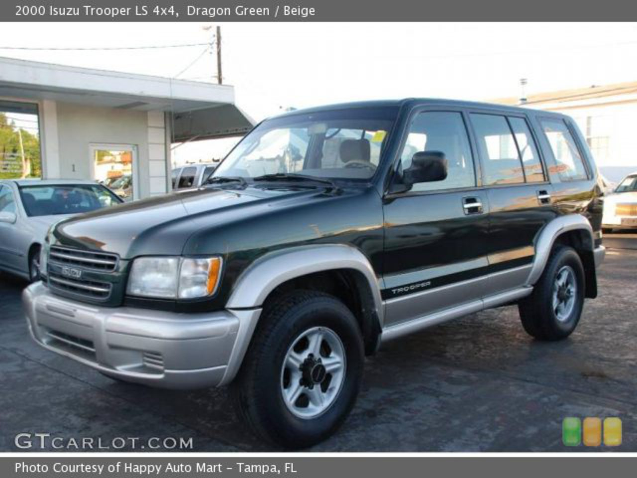 Topworldauto Photos Of Isuzu Trooper 26 4x4 Photo Galleries