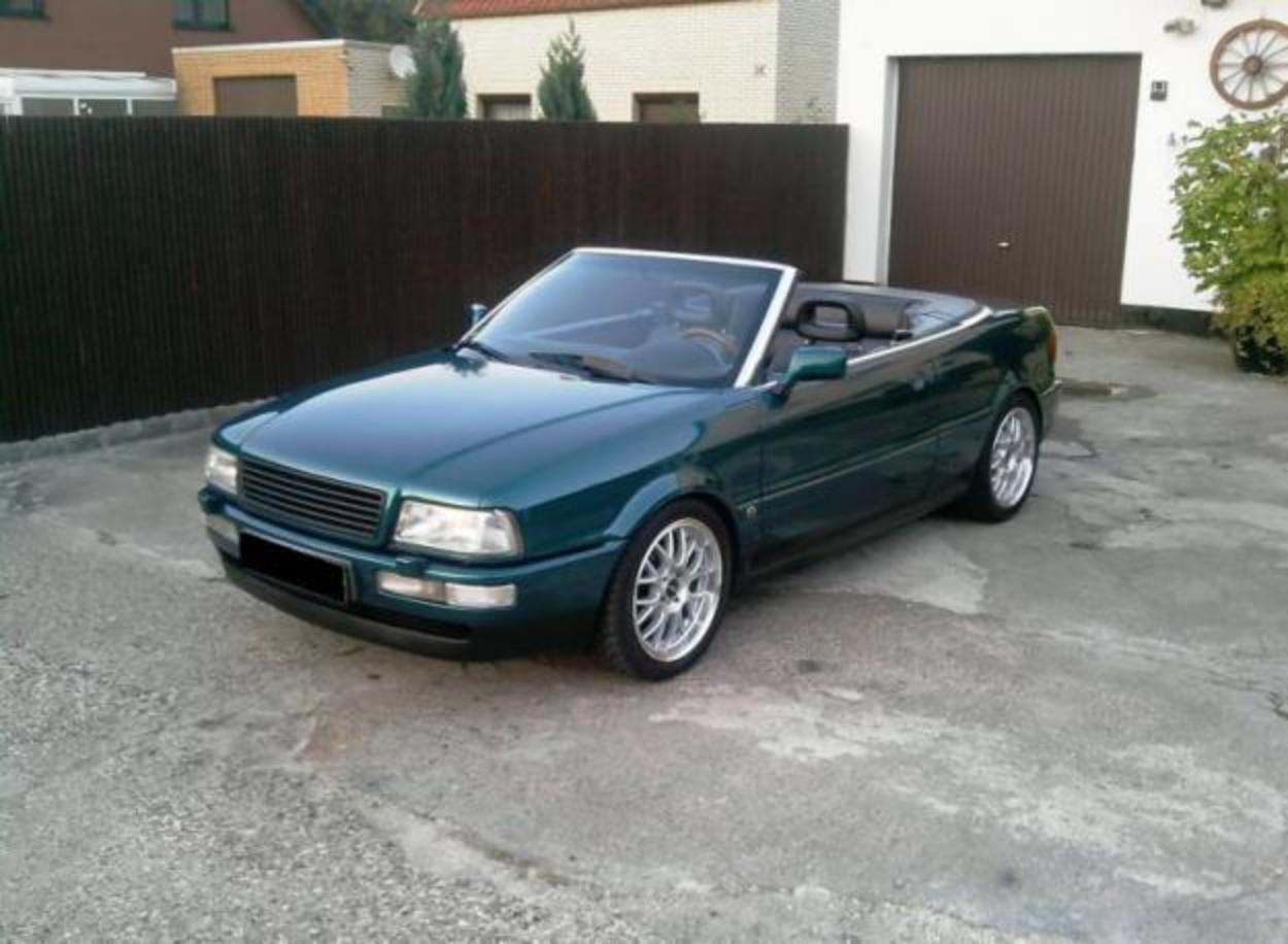 Audi 80 Cabriolet 23E Photo Gallery: Photo #07 out of 7, Image ...