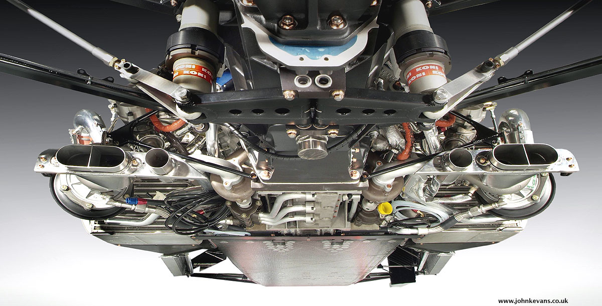 Lotus 99T, McLaren MP4-5 front pushrods; how do they work? - Forum ...