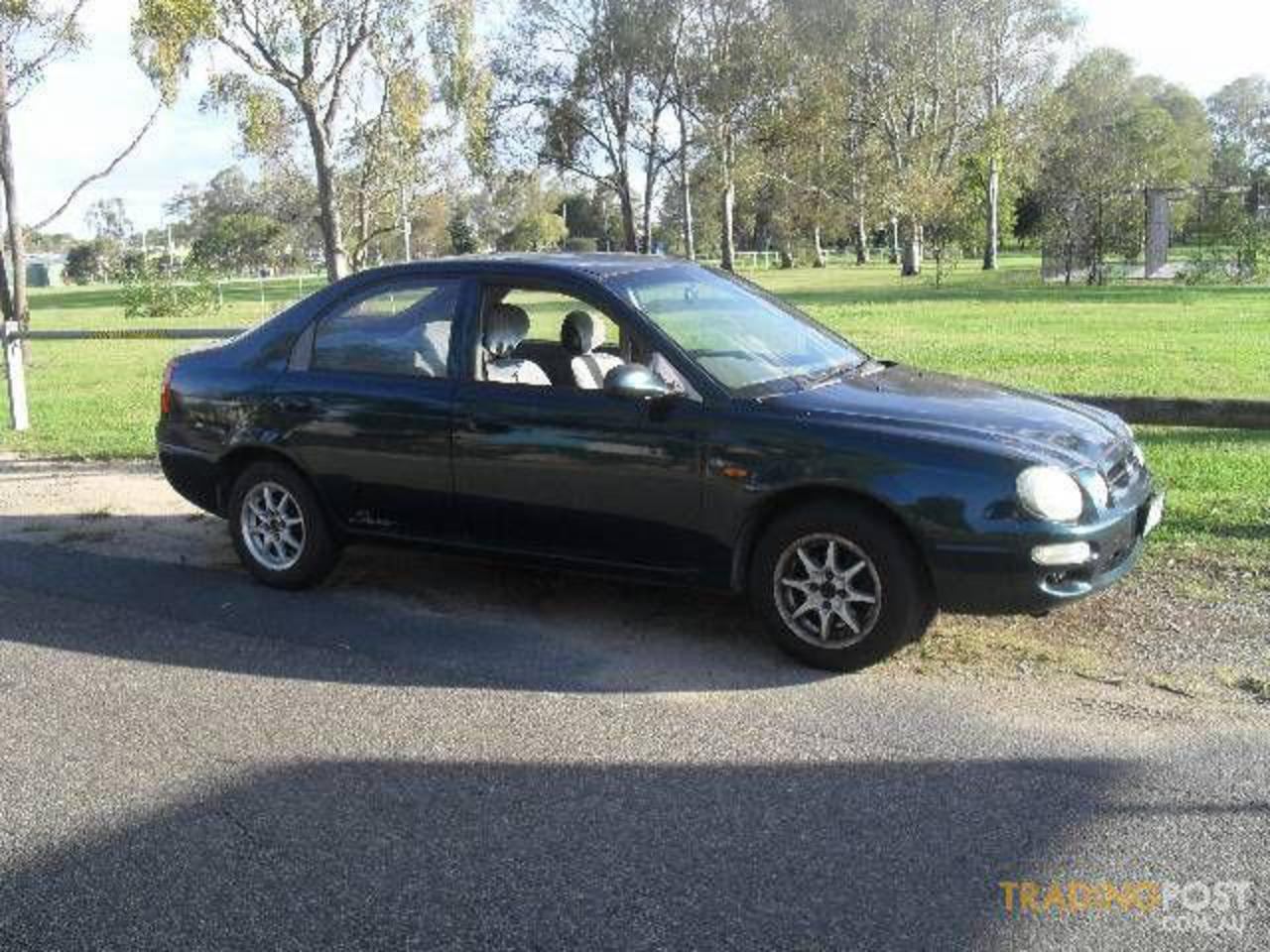 KIA MENTOR GLX 5D HATCHBACK - $3,490.00 Drive Away - Dollis Autos ...