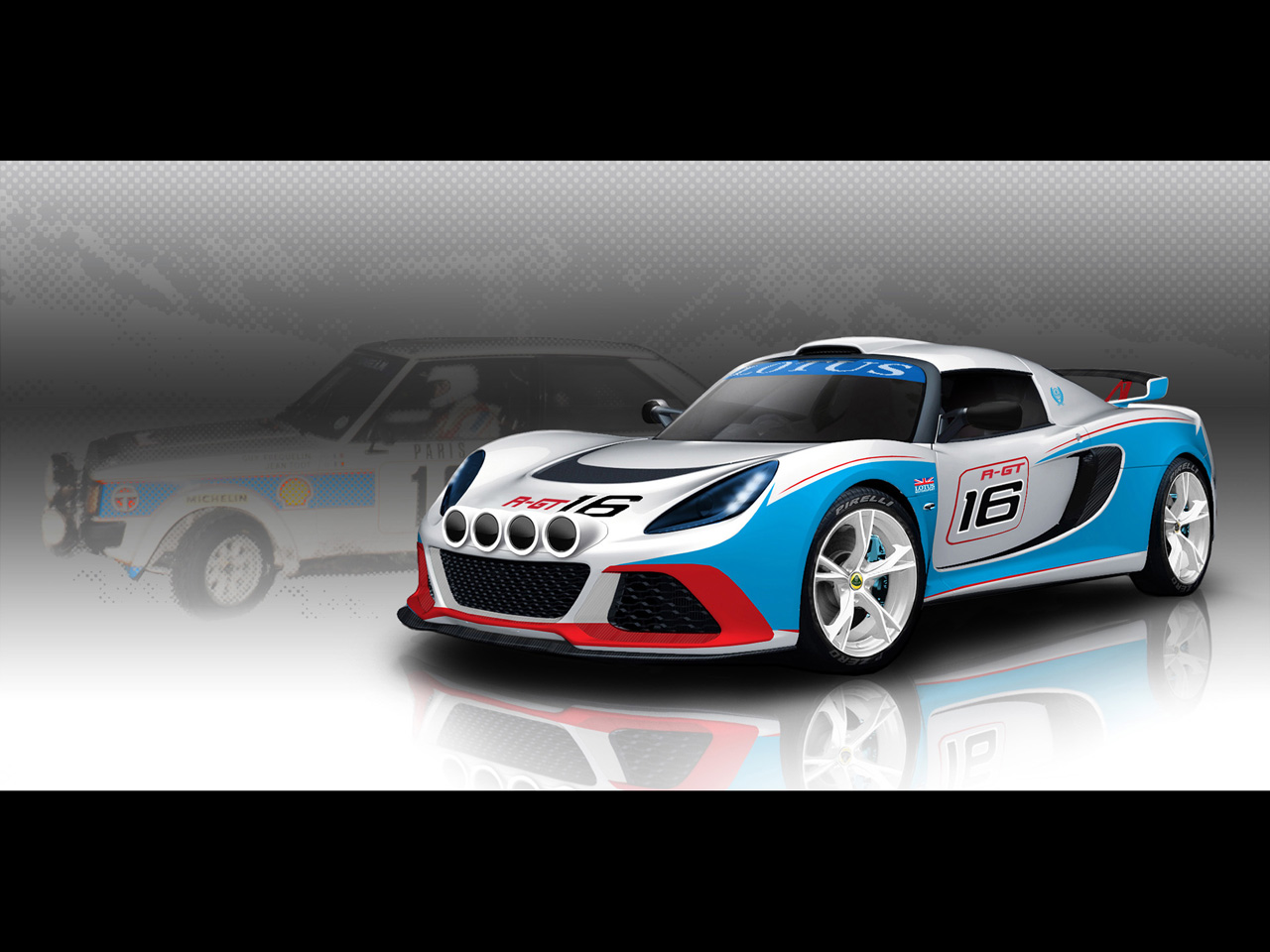 2012 Lotus Exige R-GT Rally Car - Talbot Sunbeam Lotus - 1280x960 ...