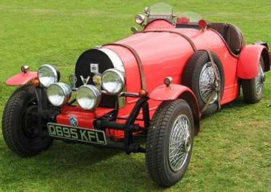 Topworldauto Photos Of Bugatti Type 35 Replica Photo Galleries