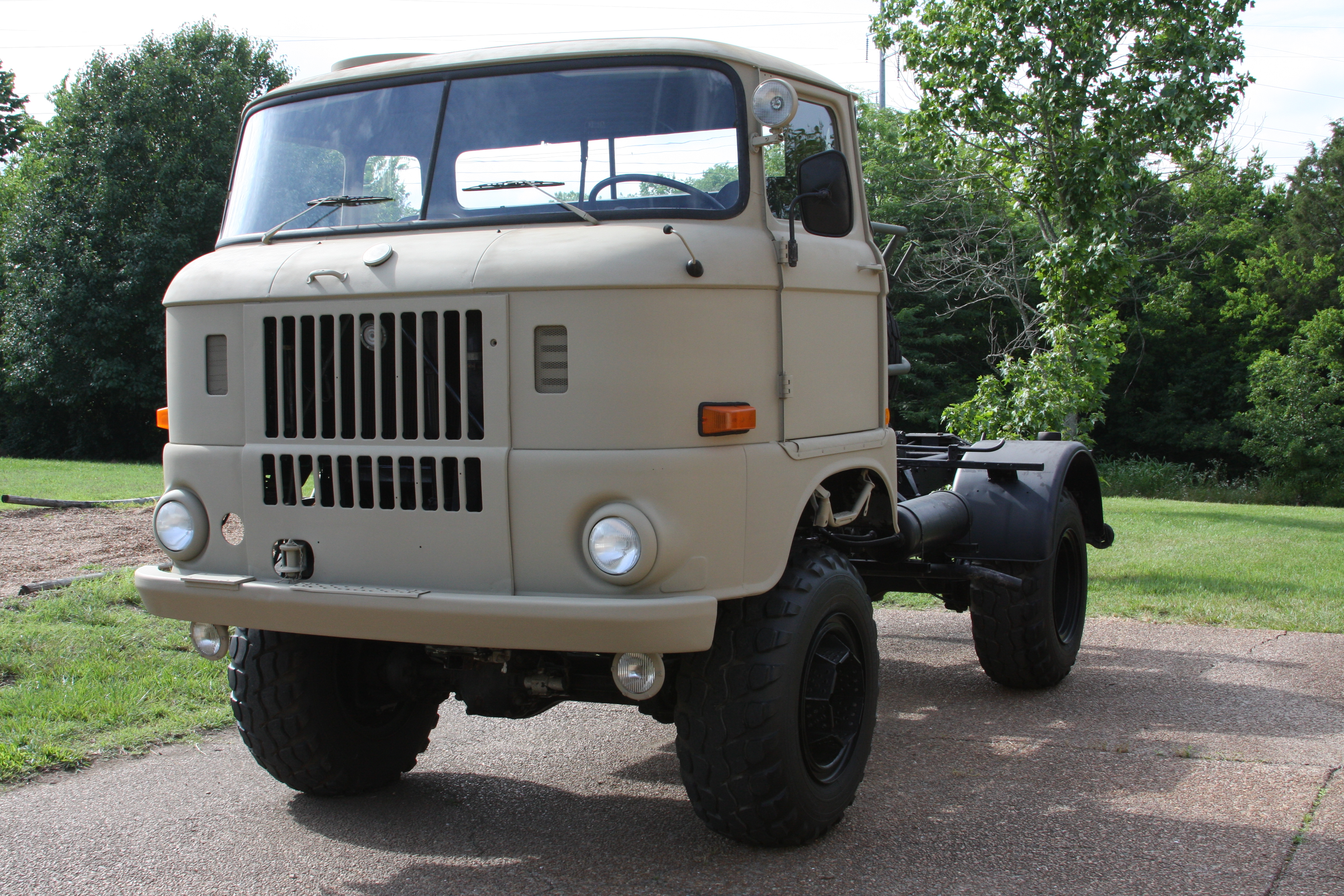 Image - IFA W50.jpg - Alternative History