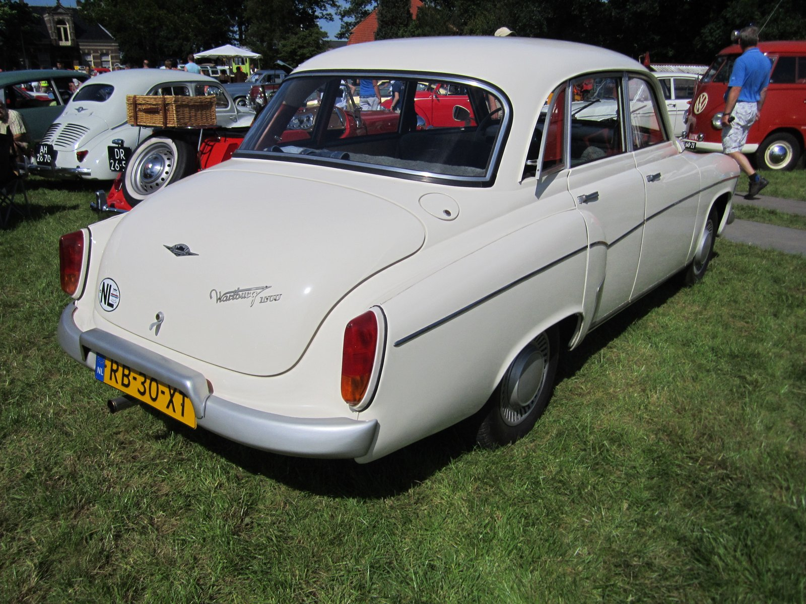 wartburg 1000 1967 | pictures of (classic) cars