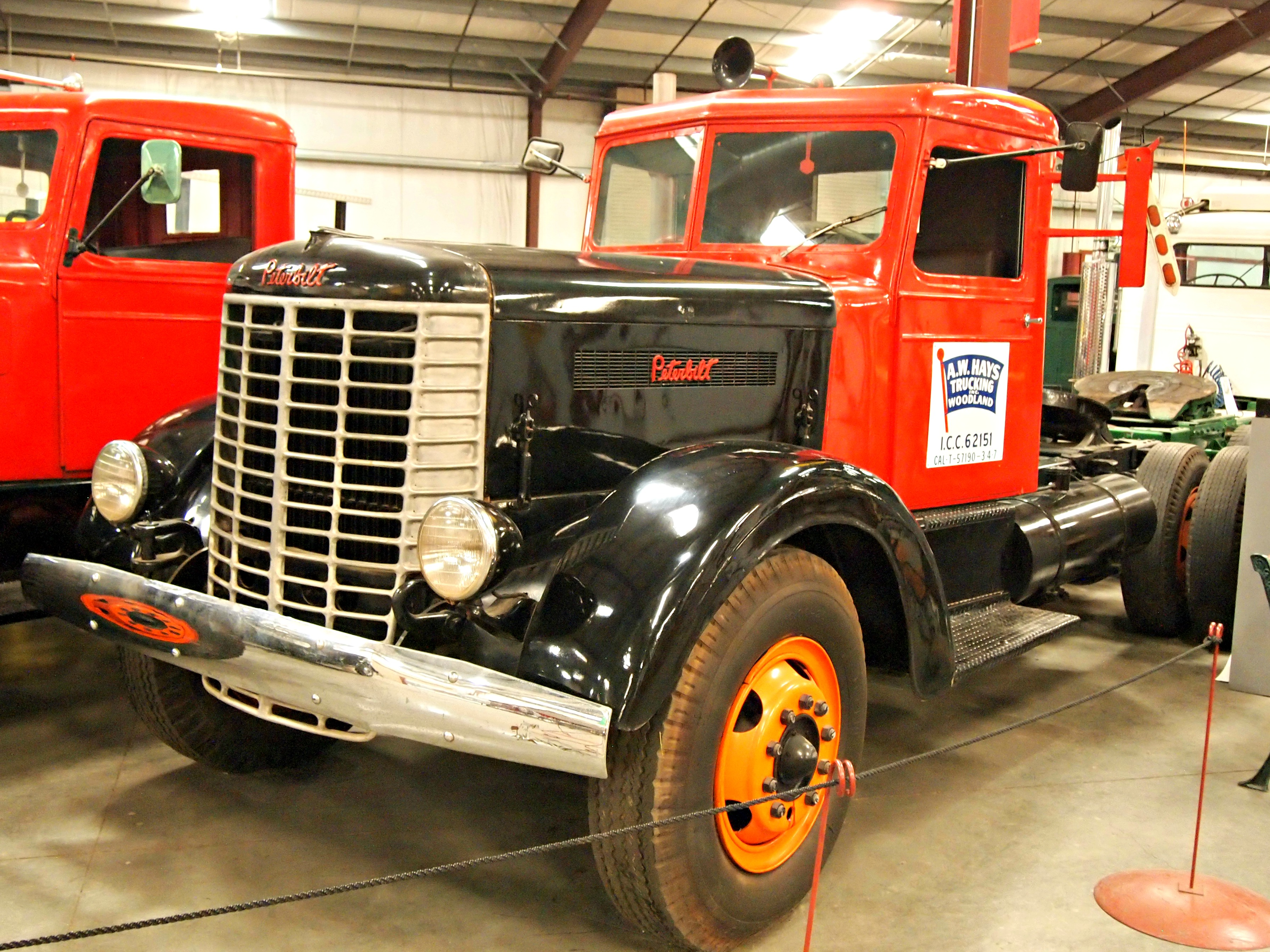 1939 Peterbilt 260GD 5 Ton Tractor 1 | Flickr - Photo Sharing!