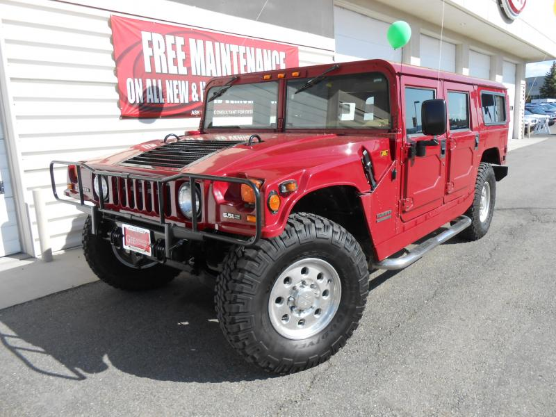 AM General Hummer - Used Cars for Sale - Carsforsale.