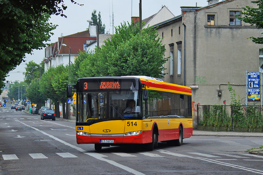Transport Database and Photogallery - Solaris Urbino 12 W29 #