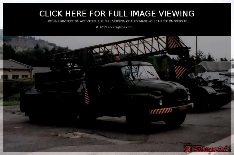 Tatra 138 V: Photo gallery, complete information about model ...
