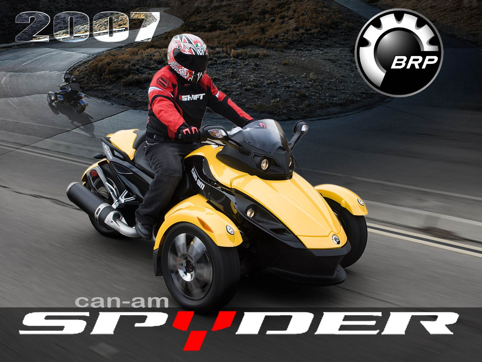 2008 Can-Am Spyder First Ride - Motorcycle USA