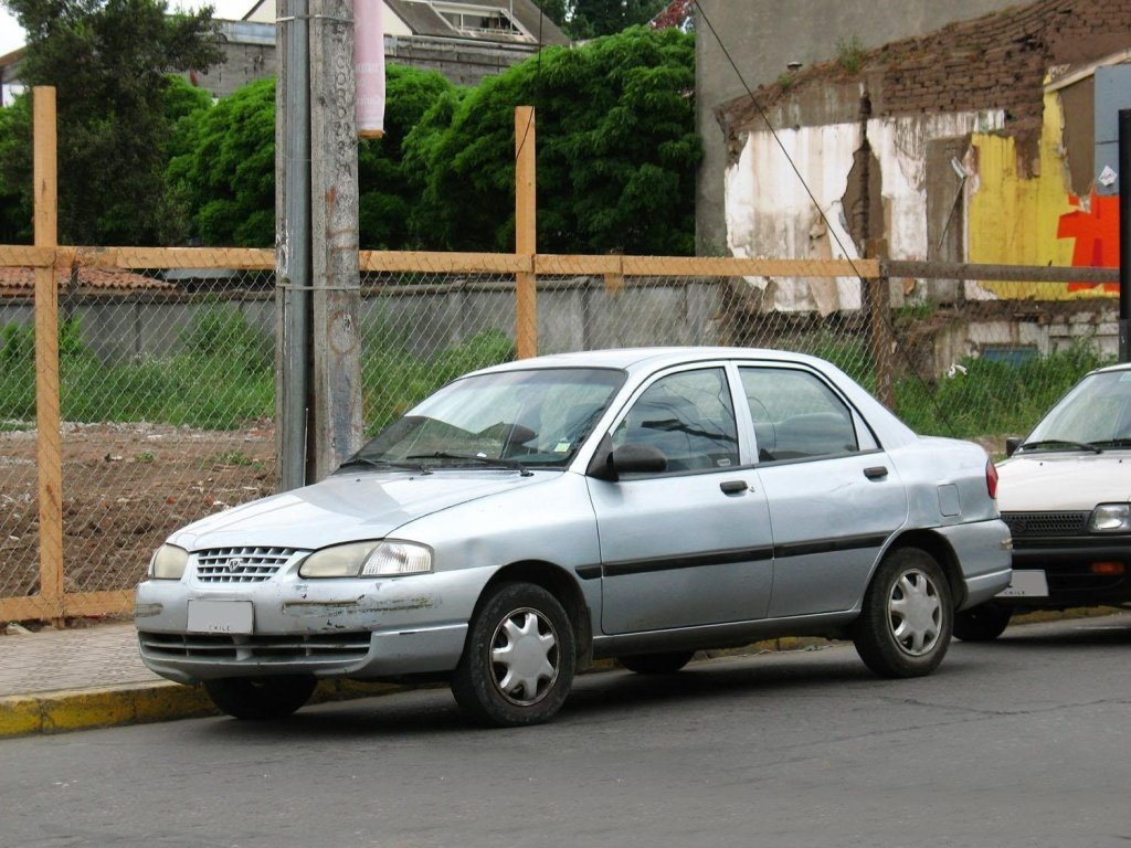 KIA Avella. Car Technical Data. Car specifications. Vehicle fuel ...
