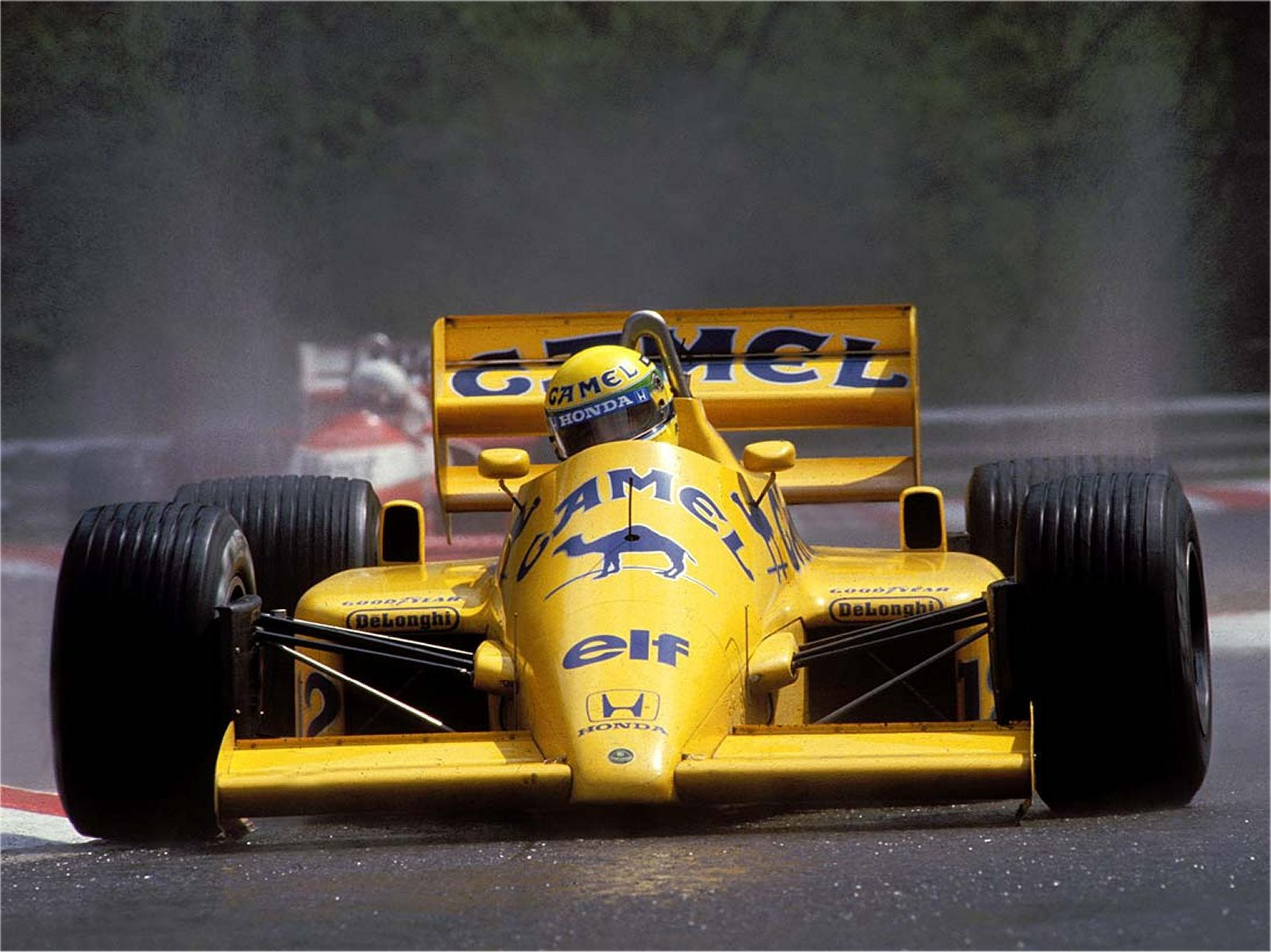 Nostalgic Wednesdays: Images of Formula 1 Classics | Mayday Garage