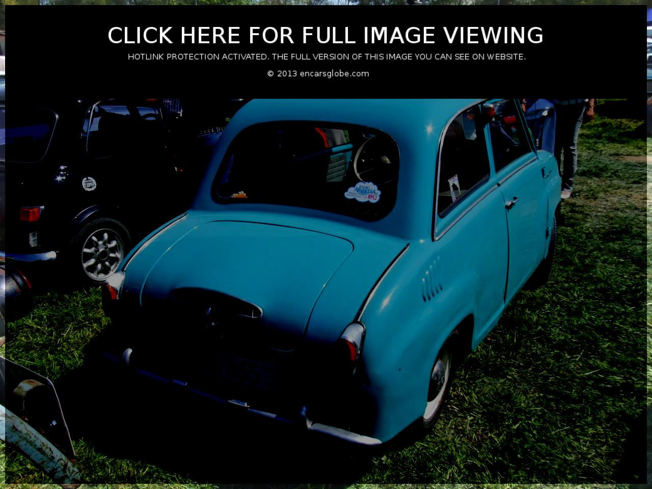 Glas Goggomobil Limousine: Photo gallery, complete information ...
