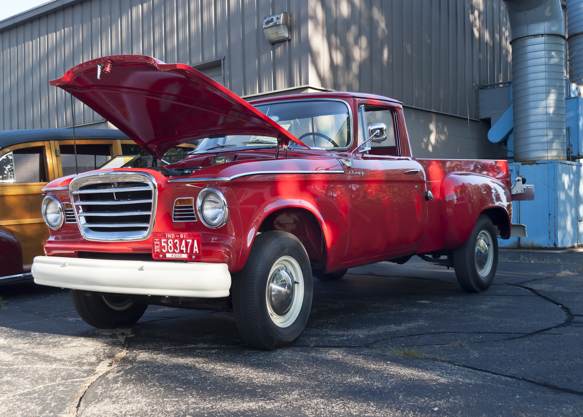 1961 Studebaker Champ Pickup by ~Stig2112 on deviantART