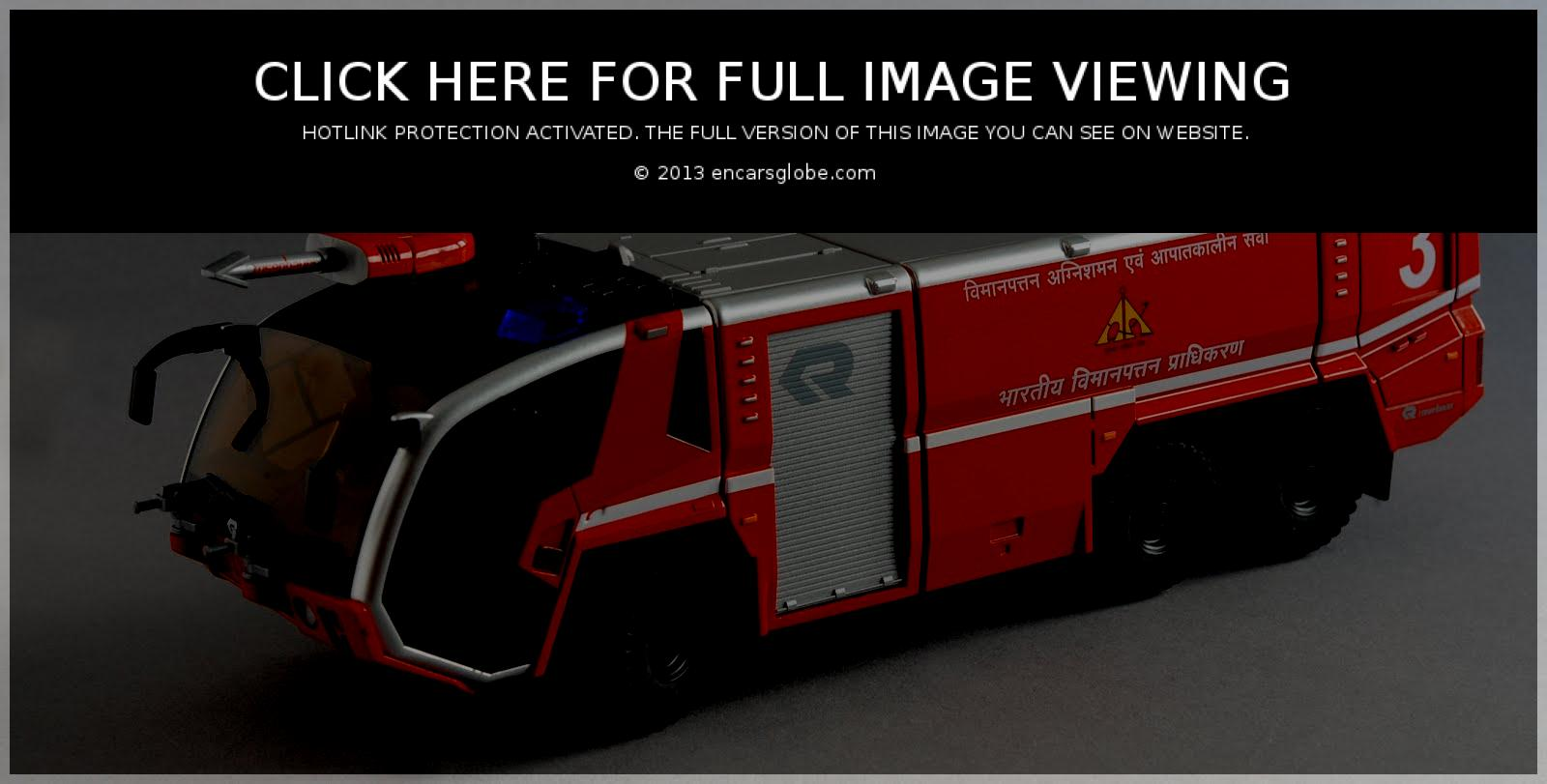 Rosenbauer Panther FL 6x6 Photo Gallery: Photo #08 out of 10 ...