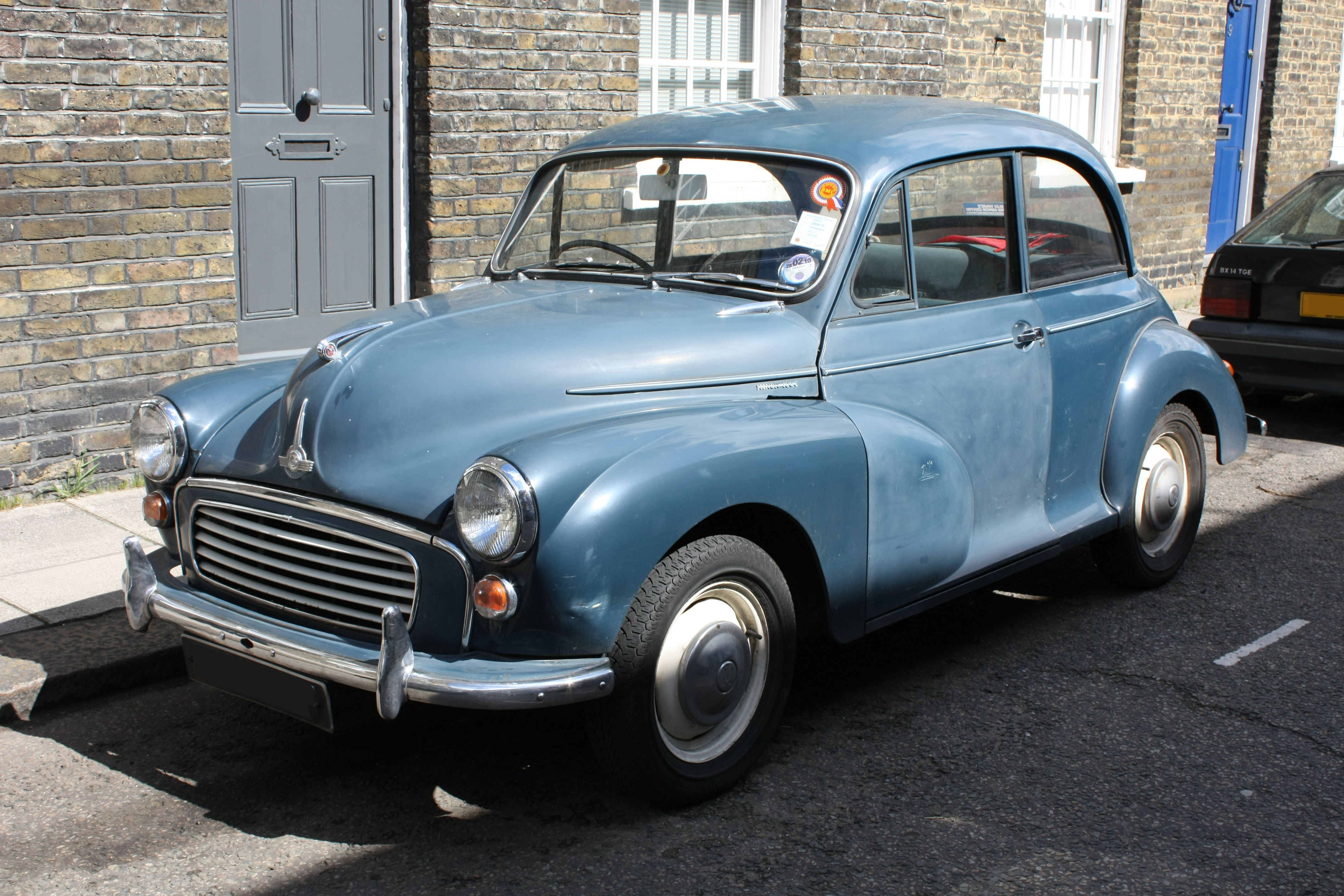 File:Morris Minor 1000 Front.jpg - Wikimedia Commons