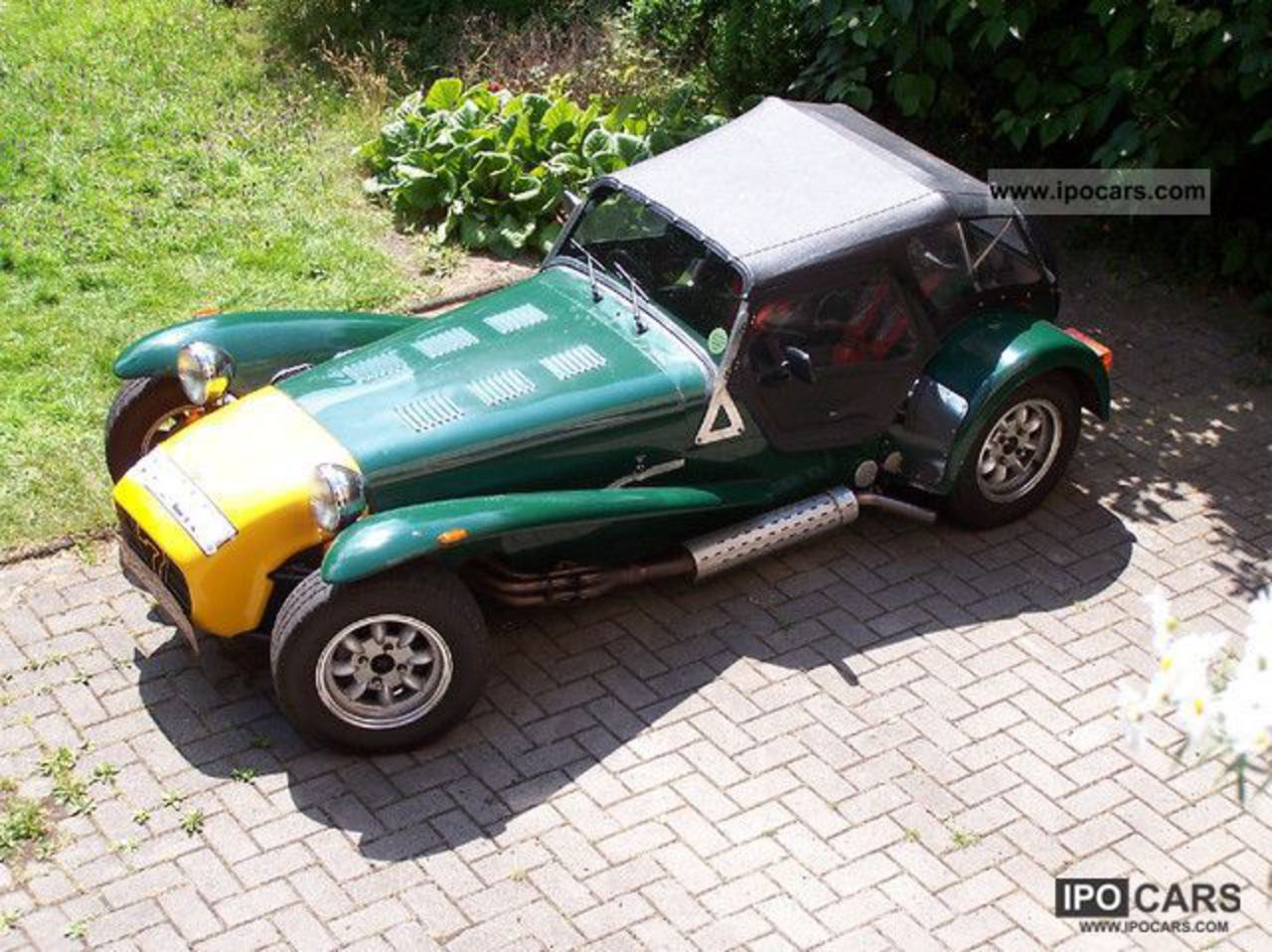 1988 Caterham Super Seven Supersprint DeDion - Car Photo and Specs