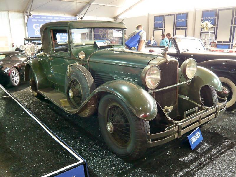 Gooding and Company Pebble Beach 2012 - Auction Report