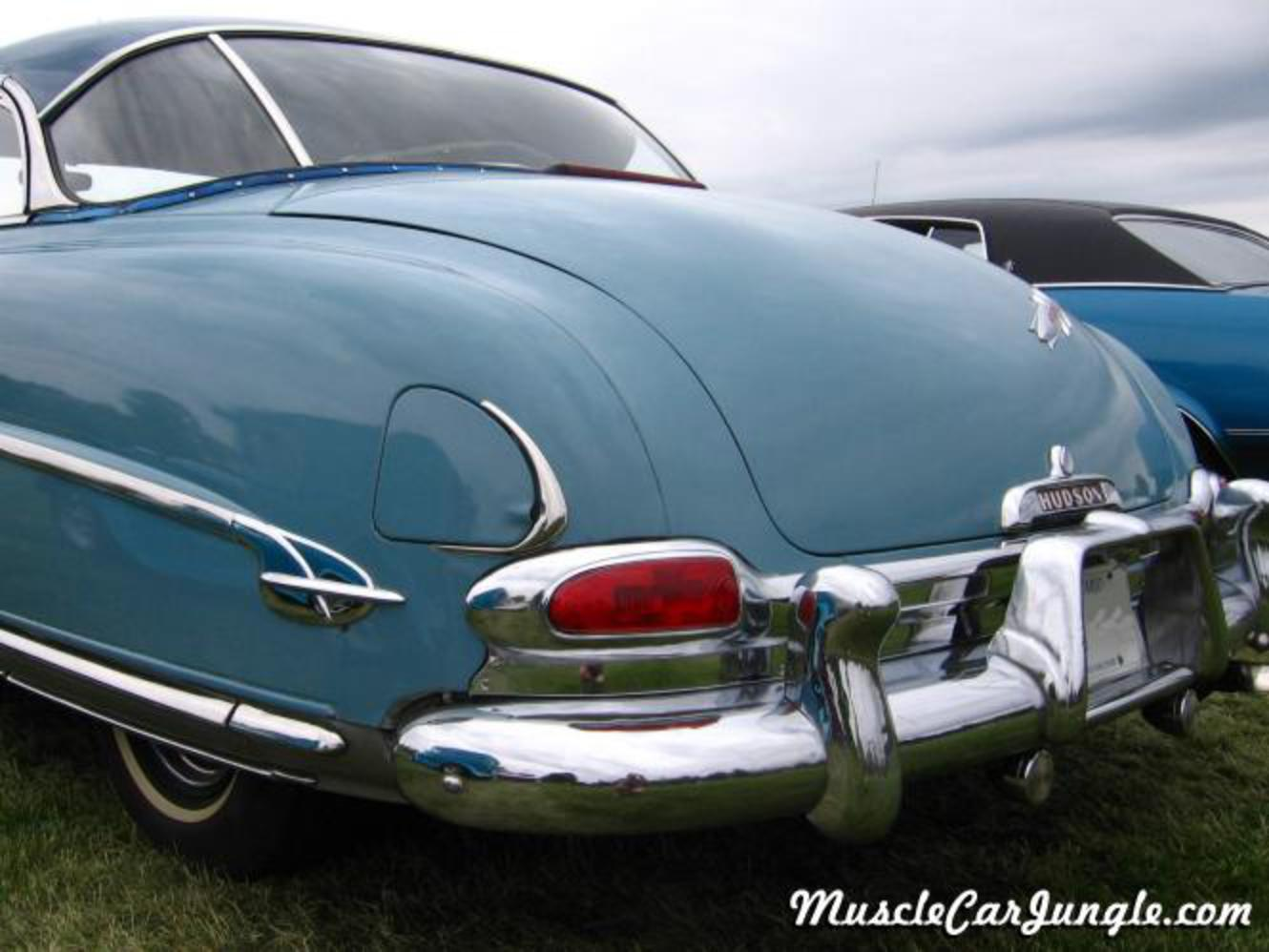 1952 Hudson Hornet Hollywood Rear Bumper