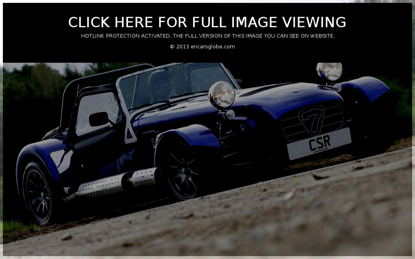 Caterham Seven: Photo