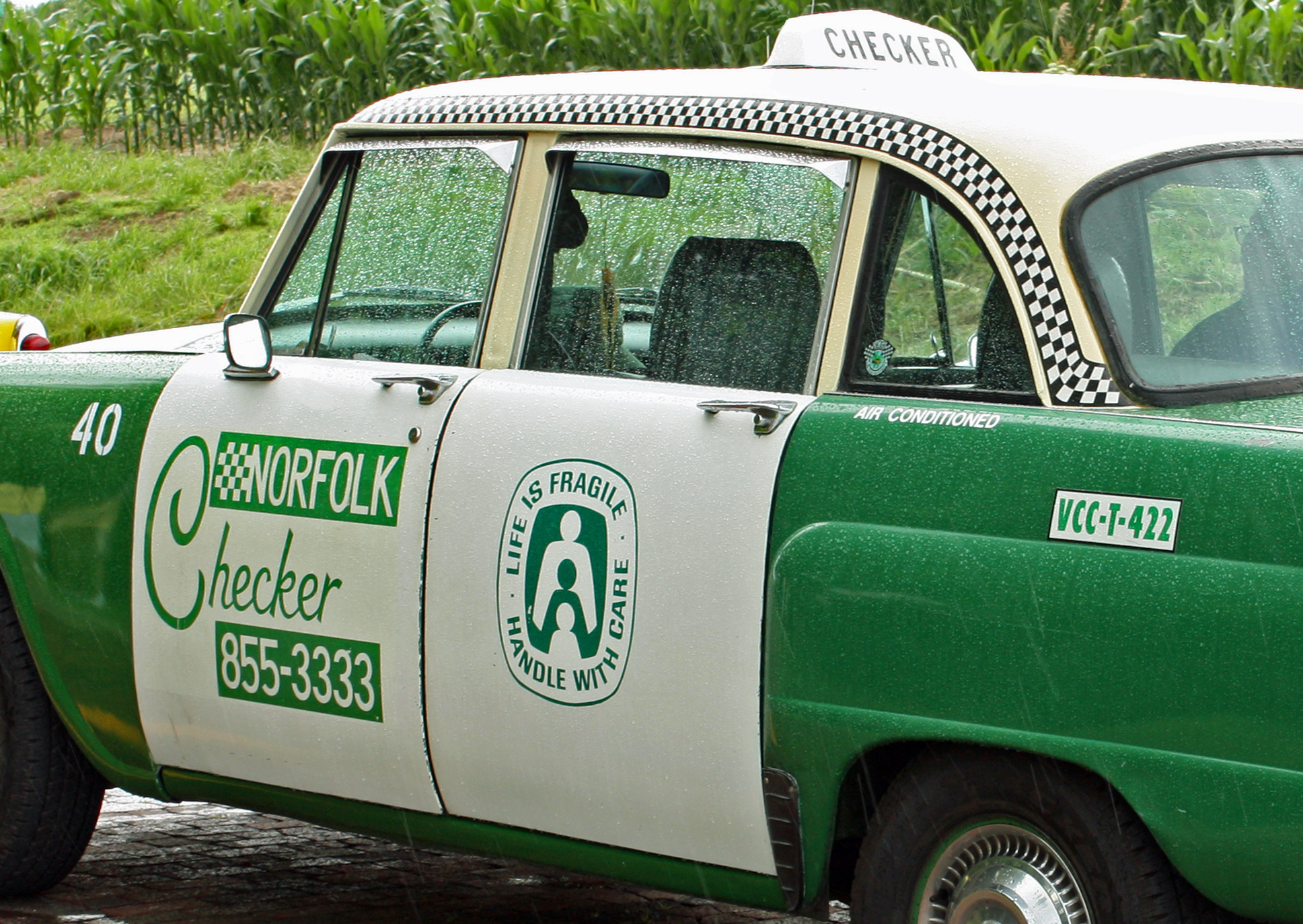 1981 Checker A11 Taxi (5 of 8) | Flickr - Photo Sharing!
