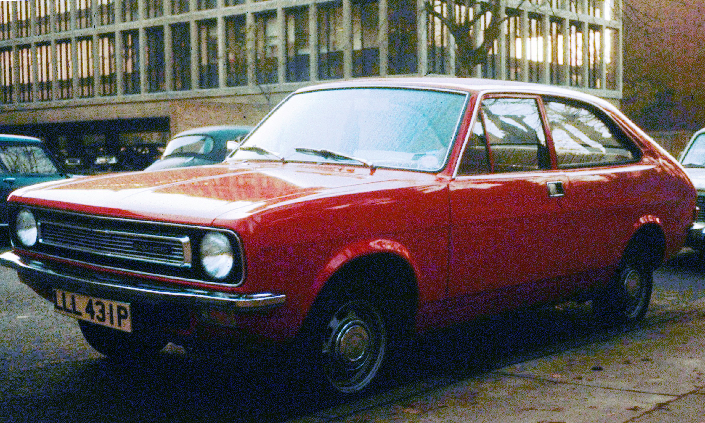 File:Morris Marina Coupe Station Road.jpg - Wikimedia Commons