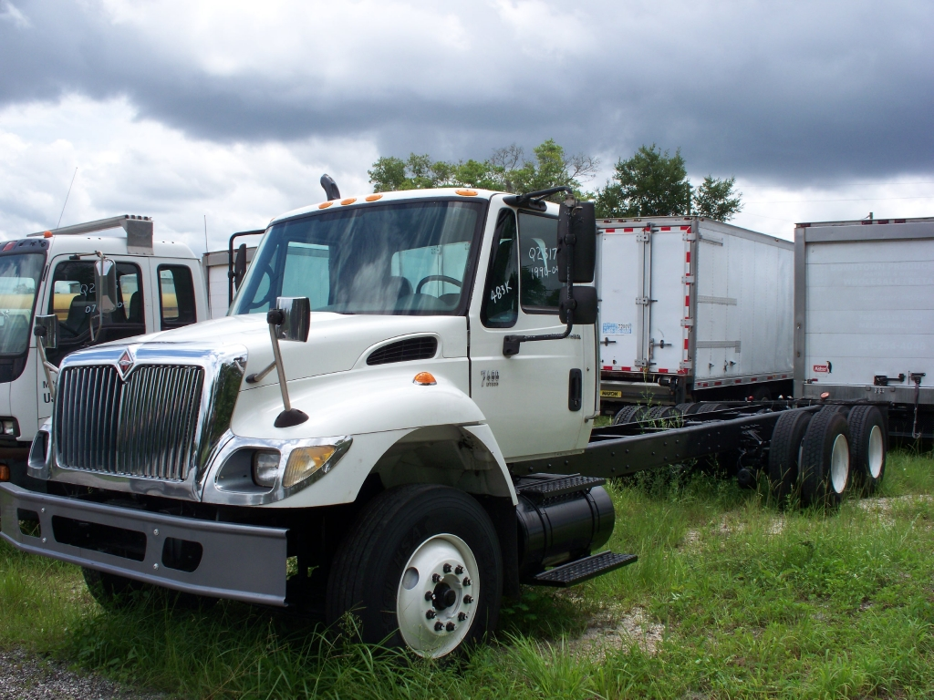 2004 International 7400 for sale - Page 1 | Payload Global