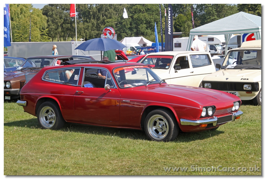 Simon Cars - Reliant GTE Scimitar