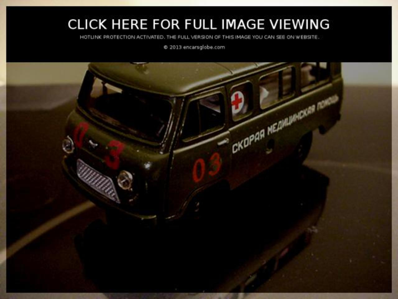 UAZ 452 V: Photo gallery, complete information about model ...