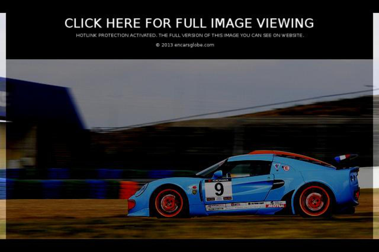 Lotus Gulf Elise Mk1: Photo gallery, complete information about ...