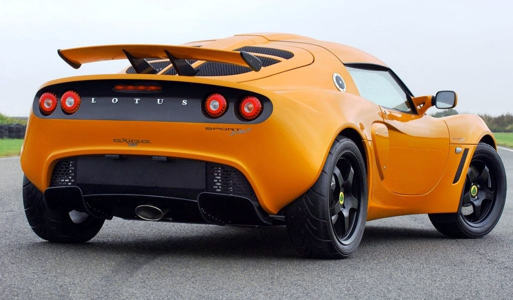 Lotus Exige Sport 240 : News & Reports : Motoring : Web Wombat