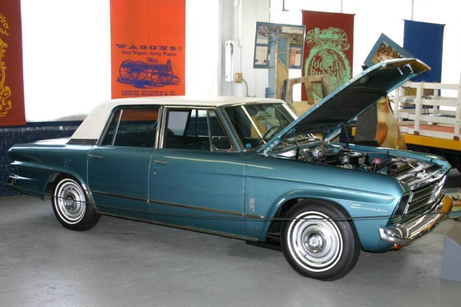 1966 Studebaker Cruiser Sedan