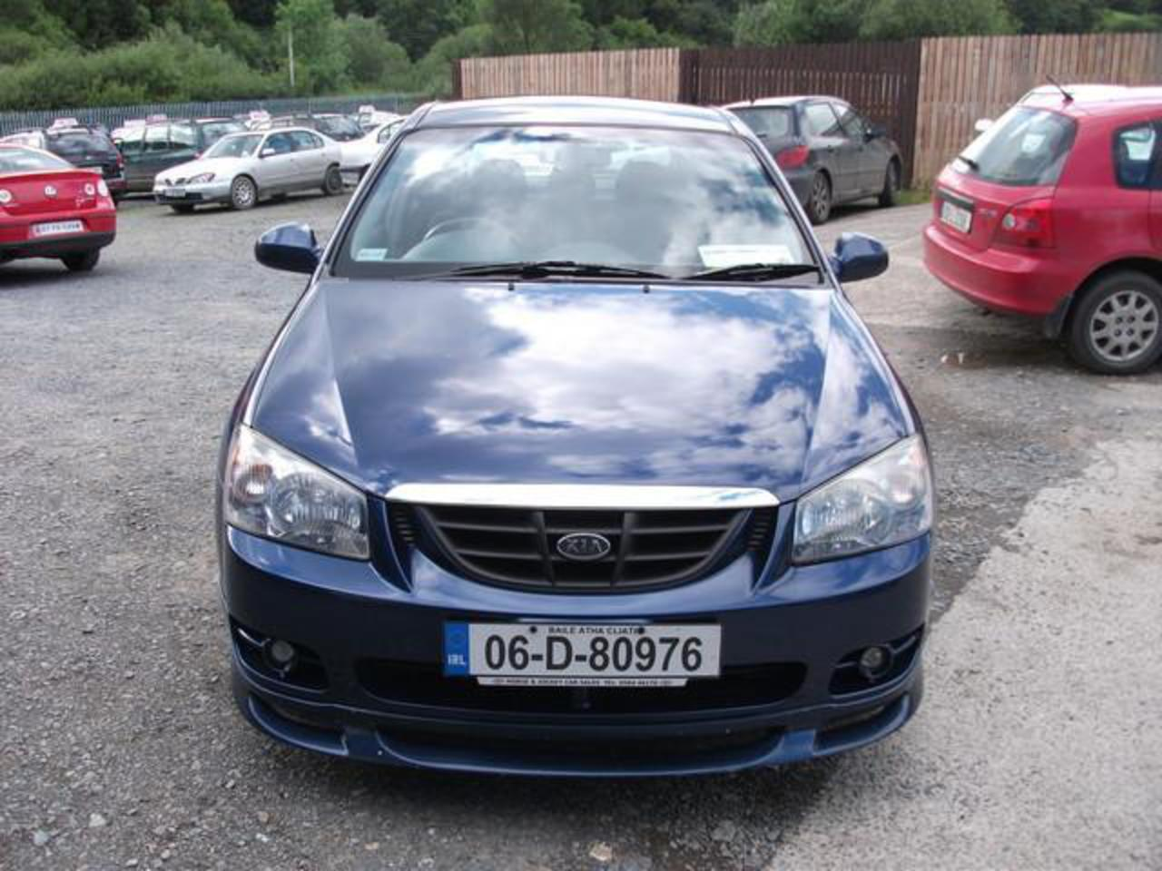 2006 Kia Cerato 1.6 LX 5DR, Price: €4,500 1.6 Petrol for sale in ...