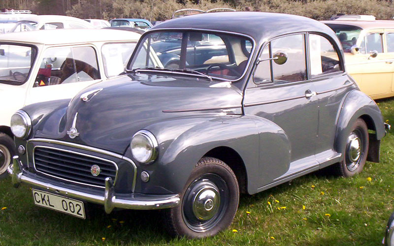 Morris Minor Sallon Photo Gallery: Photo #06 out of 12, Image Size ...