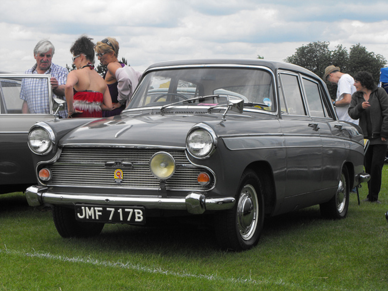 Flickr: The AUSTIN CAMBRIDGE & MORRIS OXFORD GROUP / BMC FARINAS Pool