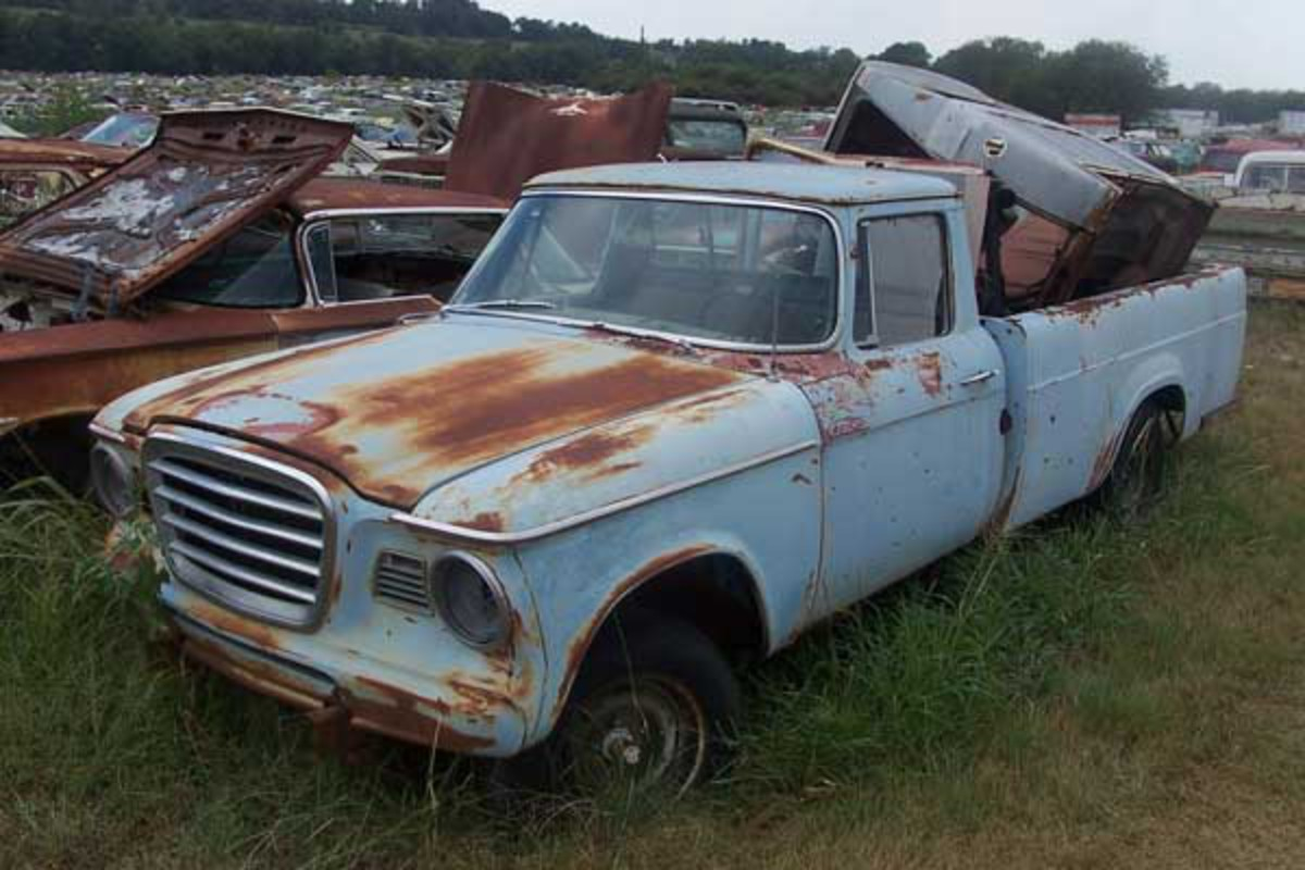 CTC Auto Ranch Cars Studebaker