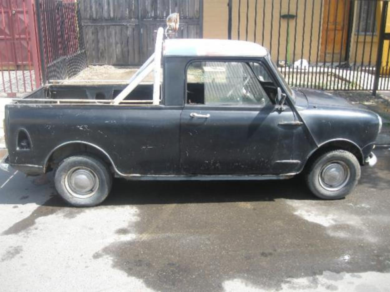 VENDO CAMIONETA AUSTIN MINI PICK UP - Talca - Autos - minis 850