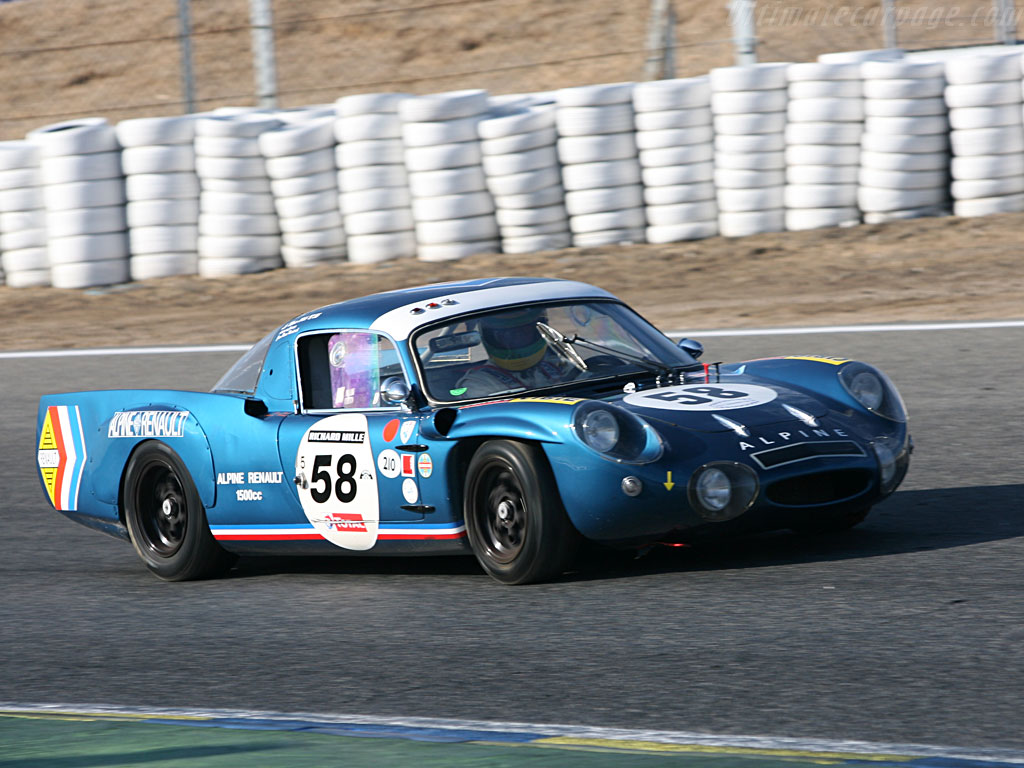 Alpine A210 - Ultimatecarpage.com - Images, Specifications and ...