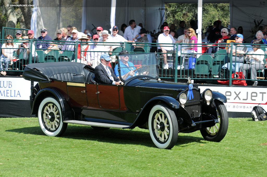 1918 Packard Twin Six Images, Information and History | Conceptcarz.