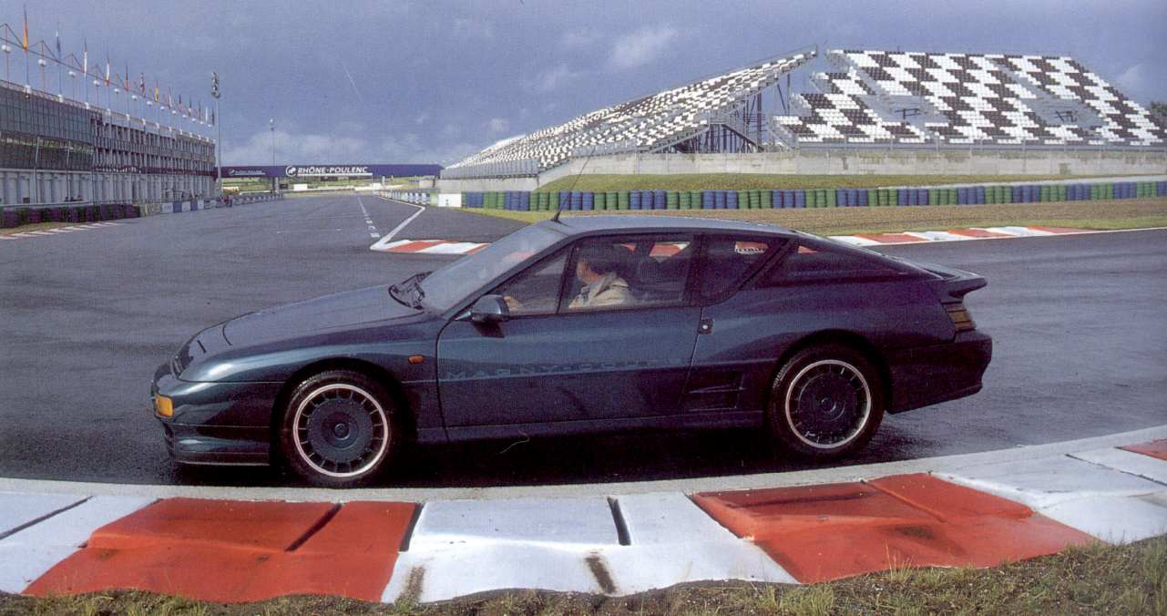 Sunday classic: Alpine A610 Turbo Magny-Cours | Ran When Parked