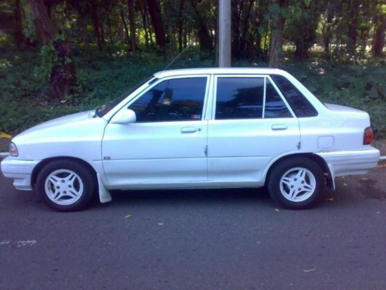 Pictures of RUSH SALE!!! KIA PRIDE SEDAN MODEL 94 GLXI - Bay ...