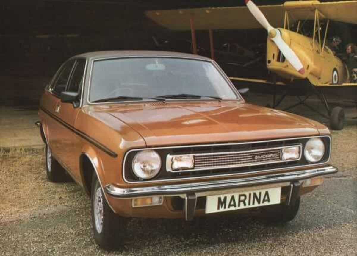 Not their finest hour : Morris Marina and Ital - AROnline