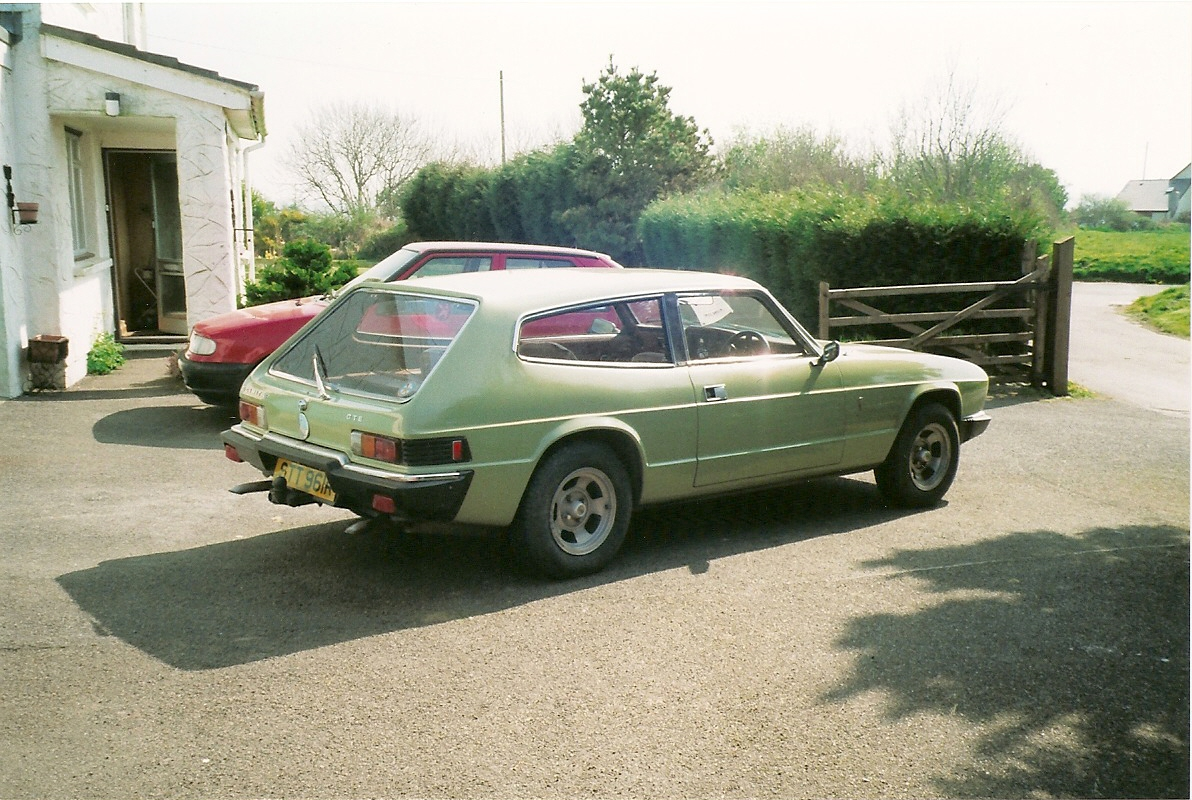 1977 Reliant Scimitar GTE - Pictures - 1977 Reliant Scimitar GTE ...