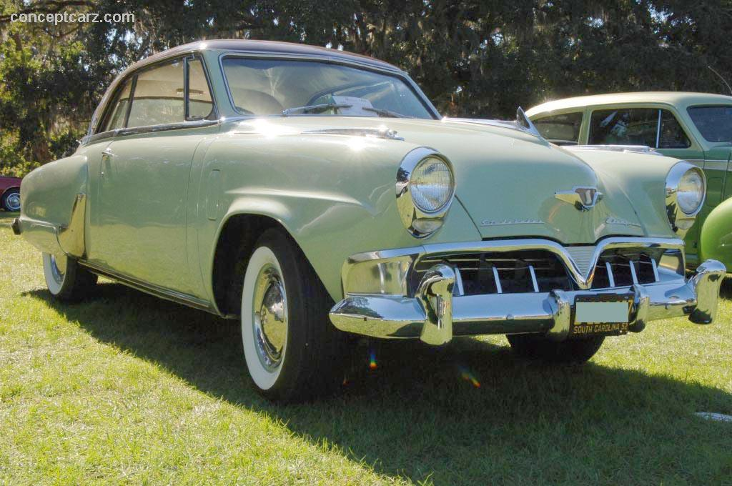 Auction results and data for 1952 Studebaker Champion | Conceptcarz.