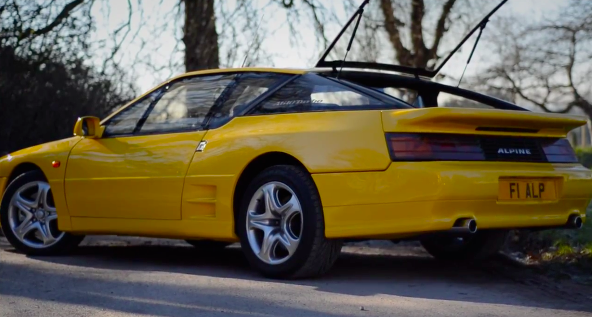 Drivers Generation | Cult Driving Perfection – Renault Alpine A610 ...